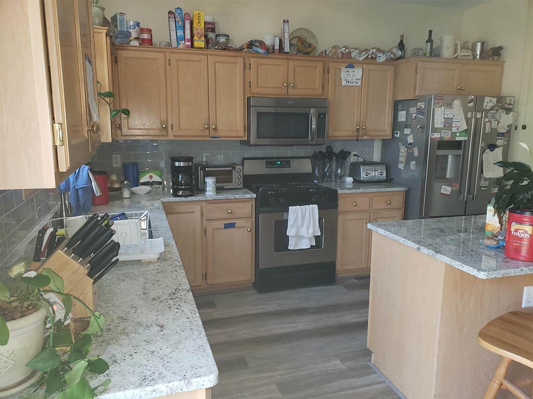 Sober House Maplewood, Minnesota - Kitchen View 1